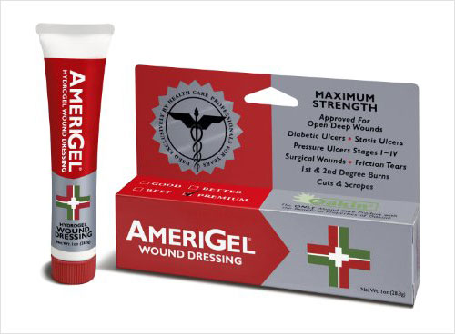 Amerigel Hydrogel Would Dressing